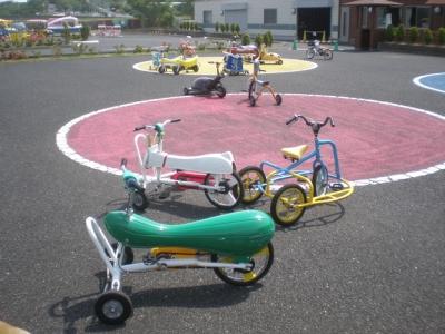 自転車広場