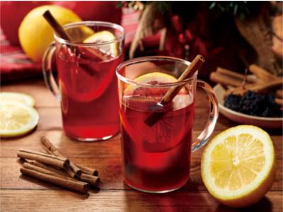 寒い冬に体をあたためるアルコール
