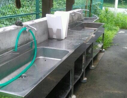 嬉しい水道施設