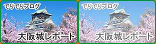 大阪城レポート